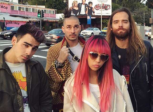 Don't Miss DNCE on Fox's Grease Live!