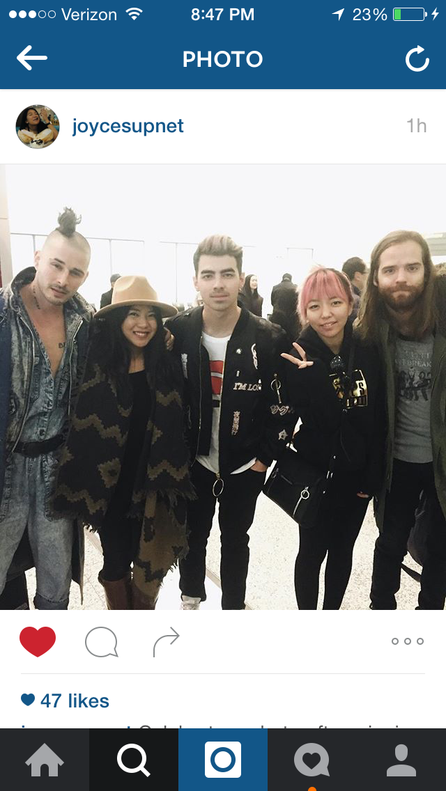 New Photos: DNCE at the Toronto Airport