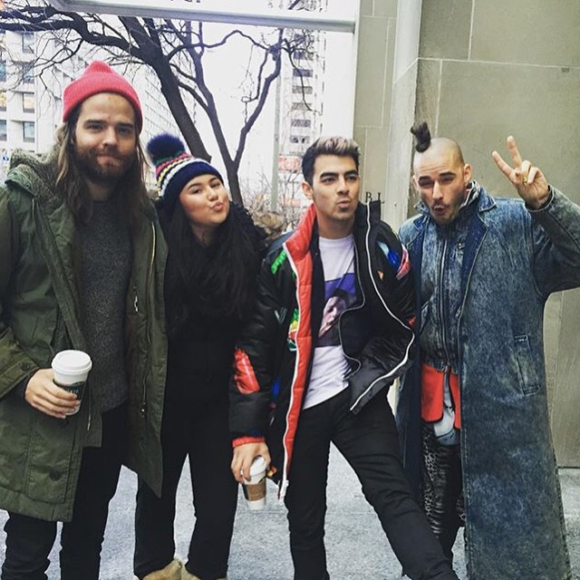 New Photos: DNCE In Toronto