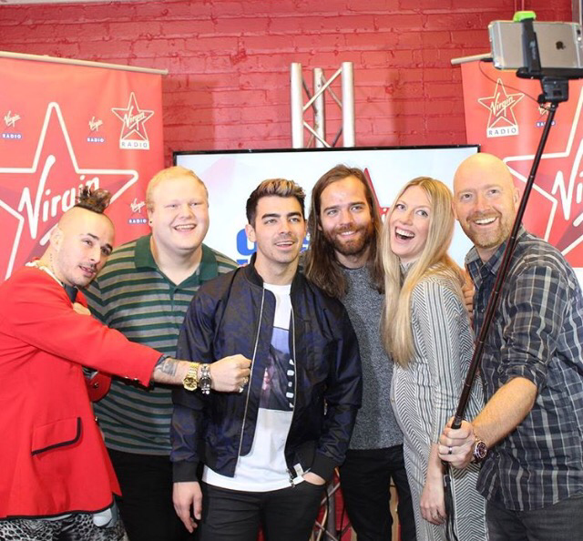 New Audio: DNCE Interview with Virgin Radio Toronto