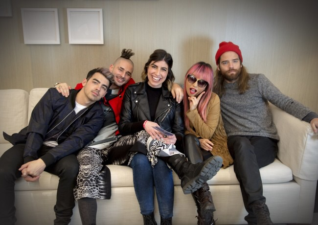 New Video: DNCE Interview With Universal Music Canada