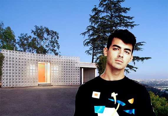 Joe's New Rental In Hollywood Hills
