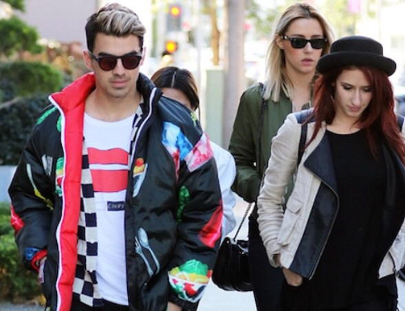 New Video: Joe, Cole and JinJoo out in West Hollywood