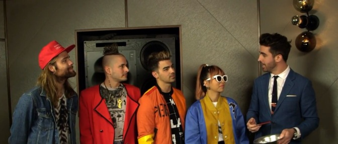 DNCE Interviewed By iHeart Radio