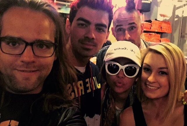 DNCE at Hooters