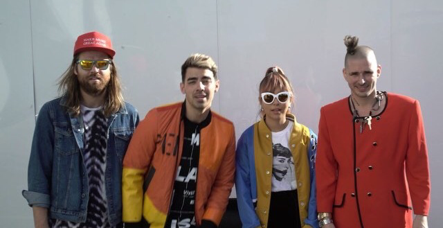 Vote For DNCE At The Kids Choice Awards