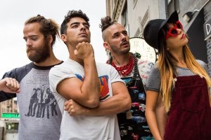 New Audio: DNCE Interview With 965 Amp Radio