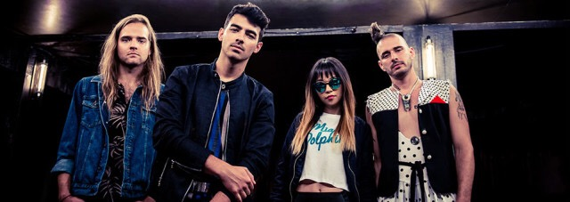 DNCE's Announce European Tour