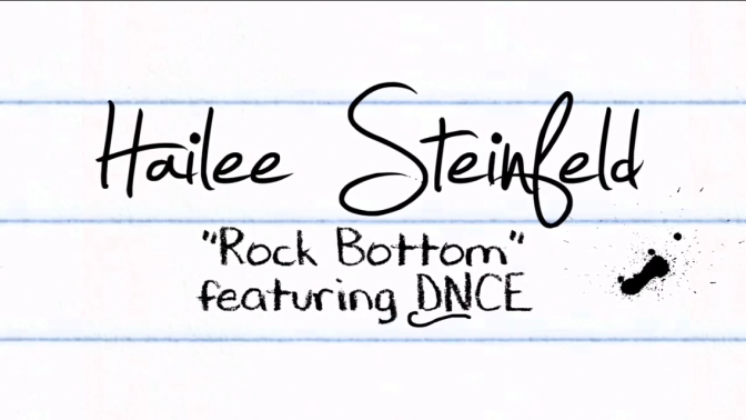 Rock Bottom Lyric Video