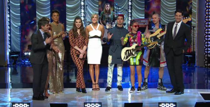 Watch DNCE Perform Rock Bottom on Good Morning America