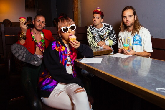 DNCE For The Line Of Best Fit
