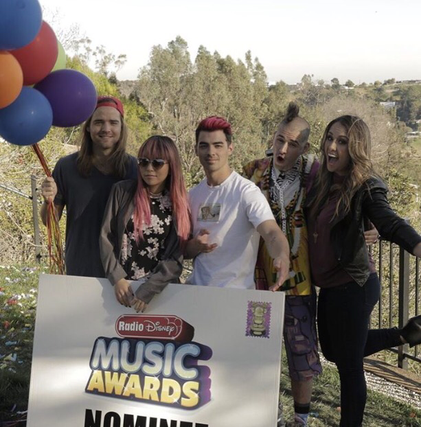 DNCE To Perform At The Radio Disney Music Awards