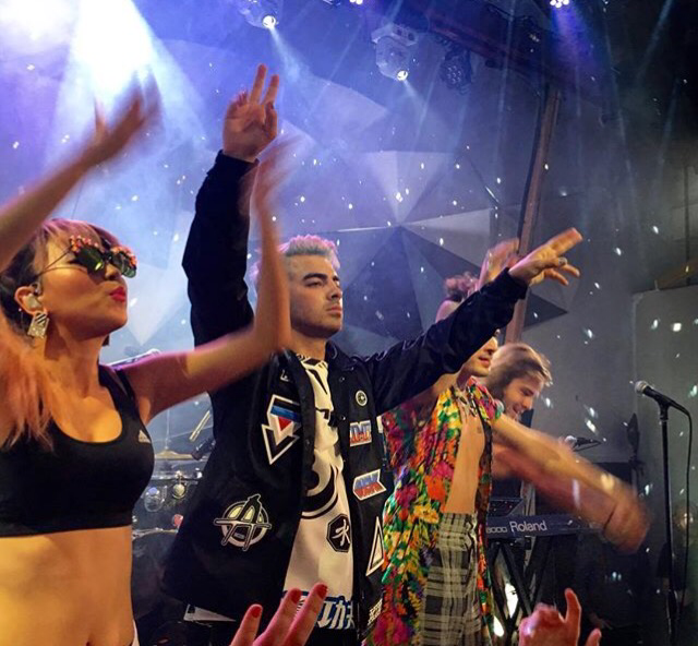 DNCE Performing In Portland