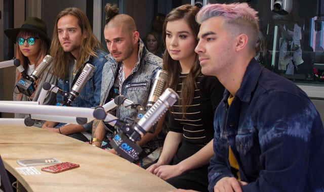 Dnce Interview With 102.7 KIIS FM