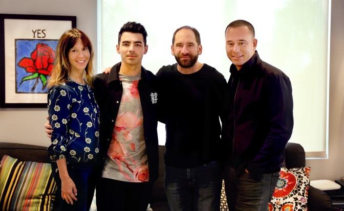 UMPG Signs Joe Jonas