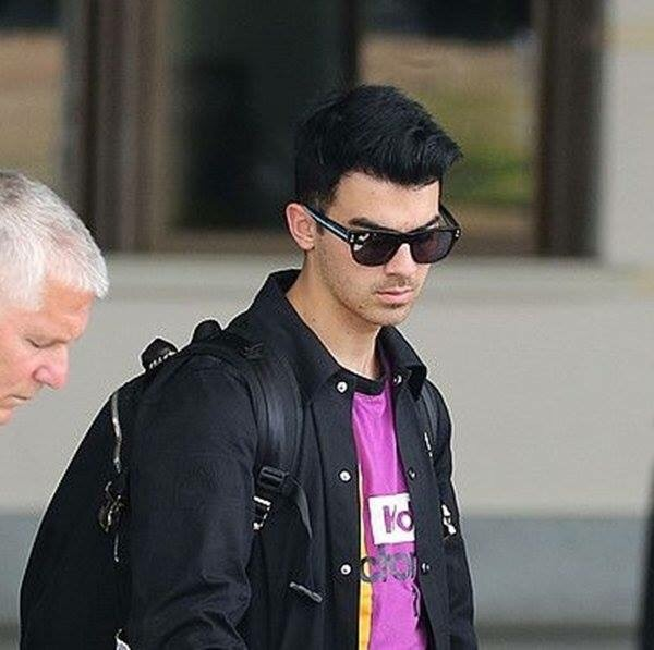 DNCE Arriving In Barbados