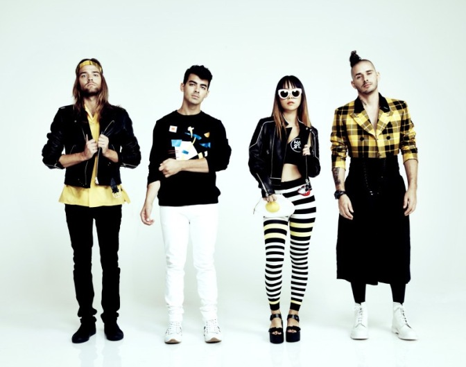 DNCE's Interview With Andrew Carter