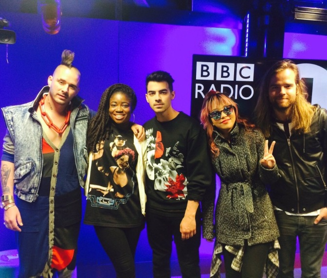 DNCE's Interview and Performances with BBC Radio 1