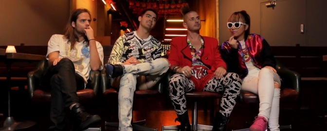 DNCE's Interview With Shazam