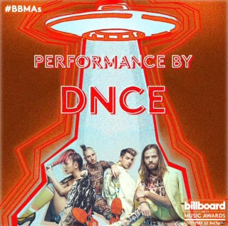 DNCE Set to Perform at The Billboard Music Awards