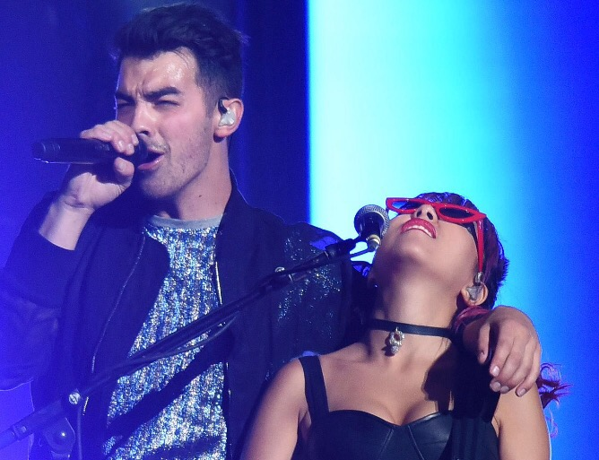 DNCE Performing in San Jose