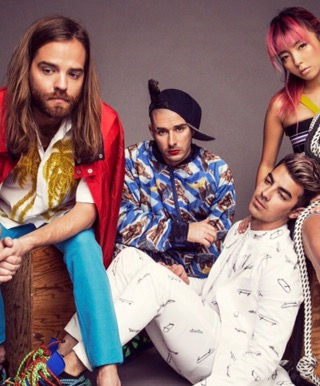DNCE Talks Music, Andy Warhol, and Lady Gaga with BBC