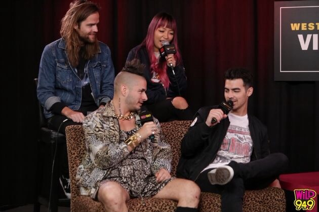 DNCE at Wild 94.9
