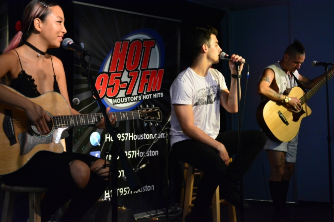 DNCE at Hot 95-7's Private Sessions and Meet and Greet