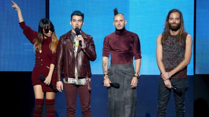 DNCE to Appear on iHeart Radio's Float at the St. Louis Pride Parade