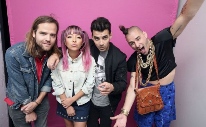 Snippet of DNCE's New Song – Blown