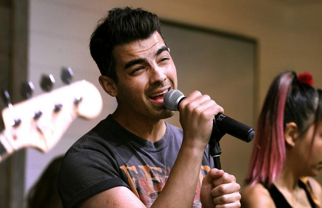 DNCE At The Opening of Nellies Southern Kitchen