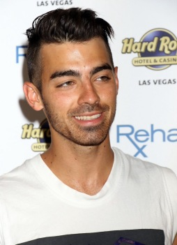 New funk-pop band DNCE arrives to host an explosive performance at Rehab Beach Club inside Hard Rock Hotel & Casino Featuring: Joe Jonas, DNCE Where: Las Vegas, Nevada, United States When: 25 Jul 2016 Credit: DJDM/WENN.com