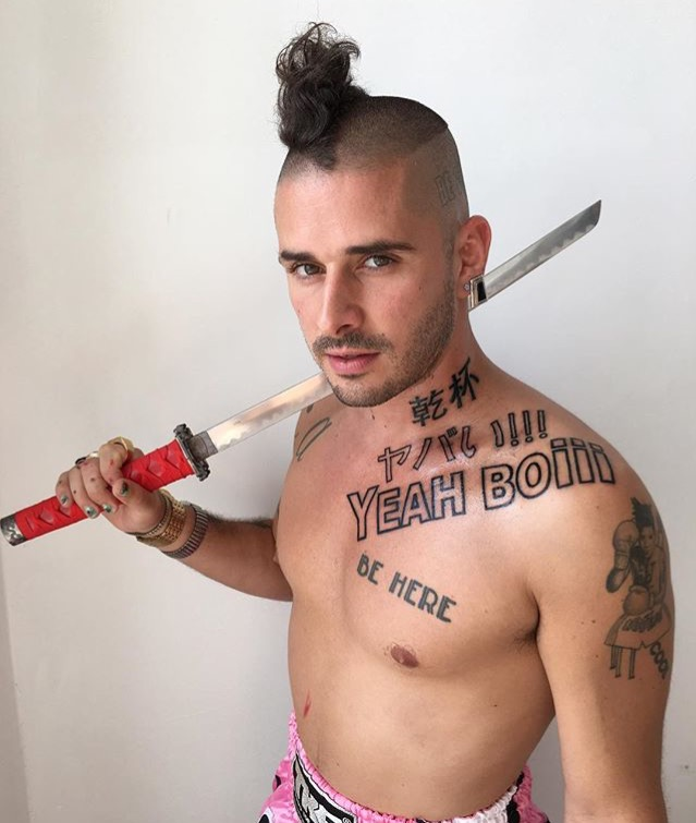 Cole Whittle's New Tattoo  DNCE Online