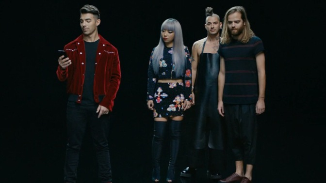 DNCE Featured in New Spotify Commerical