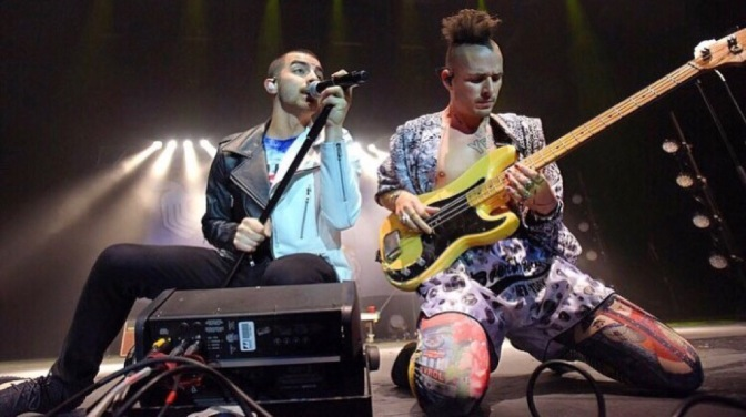 DNCE Completes Their North American Tour in Bethlehem, PA