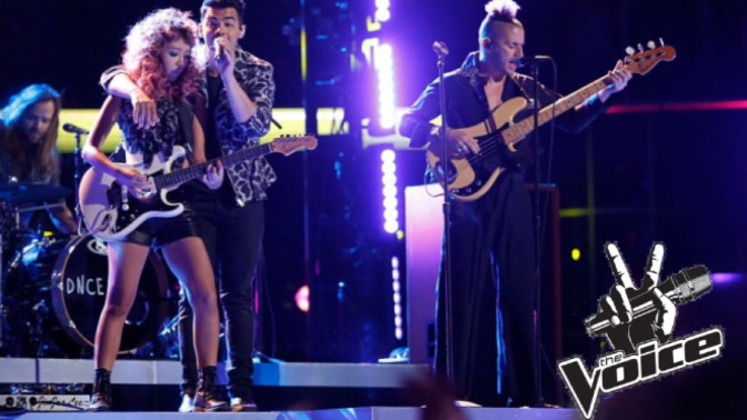 DNCE to Perform on The Voice!
