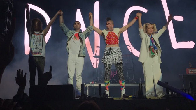 DNCE Perform at Channel 93.3 Summer Kick Off Concert in San Diego