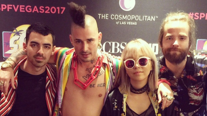 DNCE With Westwood One at the Billboard Awards
