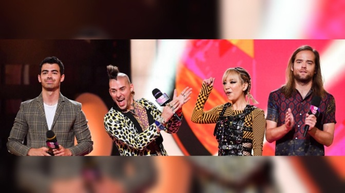 DNCE Performs and Joe Jonas Hosts, Much Music Video Awards