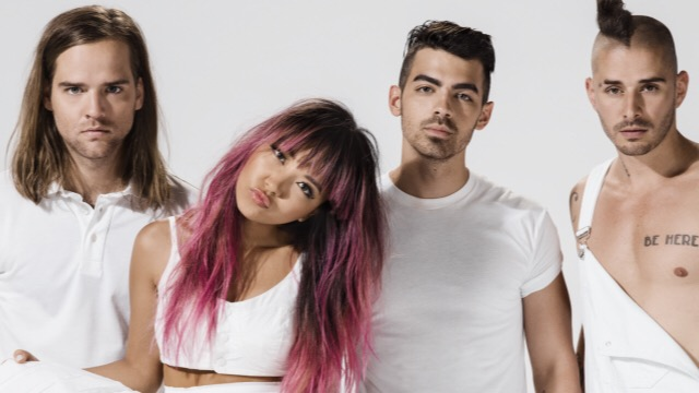 DNCE's Summerfest Performance to be Streamed Live on Jimmy Kimmel