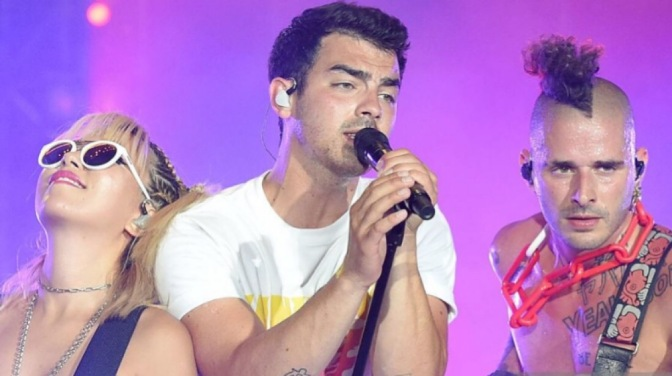 DNCE Perform at Isle of MTV in Malta