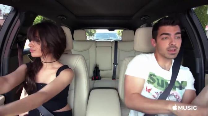 Joe Jonas and Camila Cabello to Appear on Carpool Karaoke!