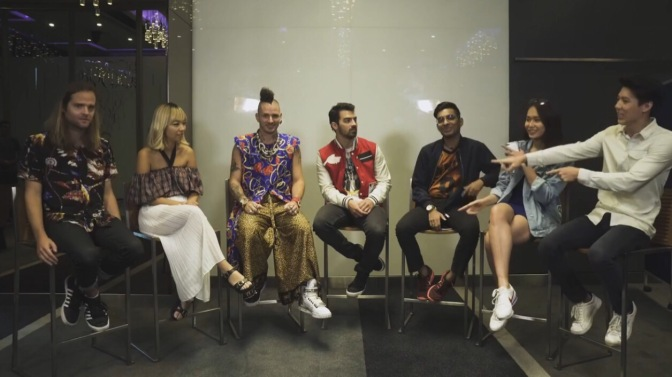 Watch: DNCE Play The Don't Laugh Challange!