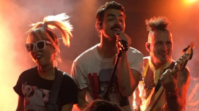 DNCE Perform at NFL Kickoff Eve Party in Boston