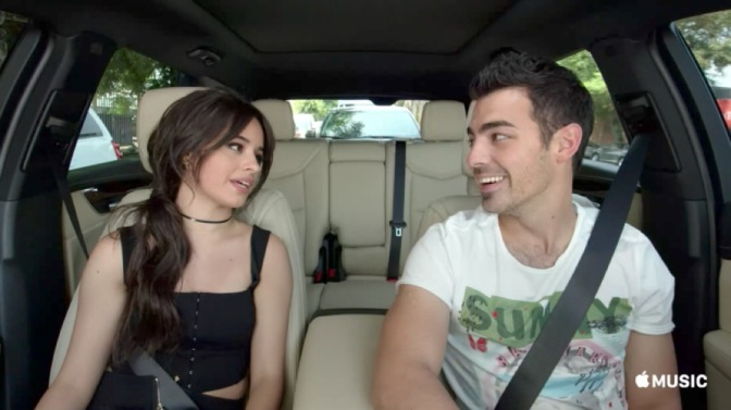 Joe Jonas and Camila Cabello Sing Together on New Episode of Carpool Karaoke – Out Now!
