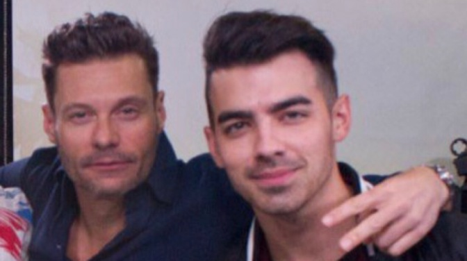Joe Jonas Talks About Engament, Best.Cover.Ever & More With Ryan Seacrest