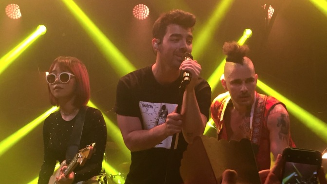 DNCE Perform in New York!