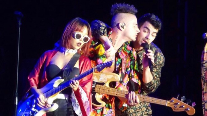 DNCE Perform in San Jose, Costa Rica!