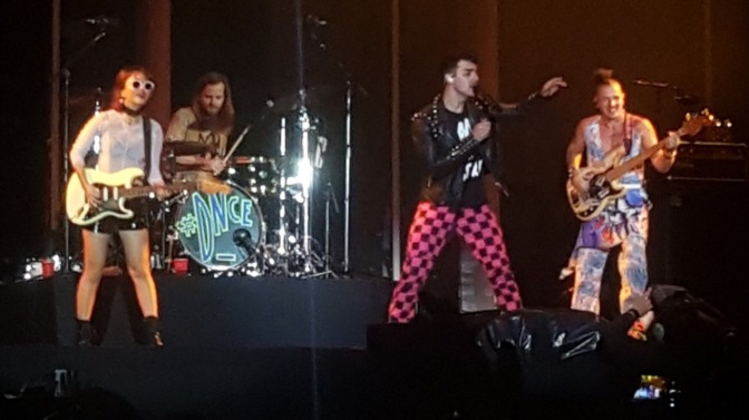 DNCE Perform in Bogota!