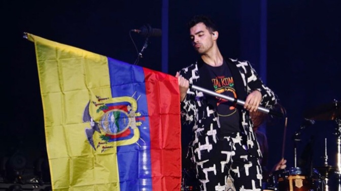 DNCE Perform in Quito, Ecuador!